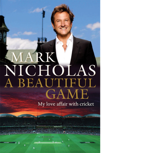 A Beautiful Game - Mark Nicholas SIGNED