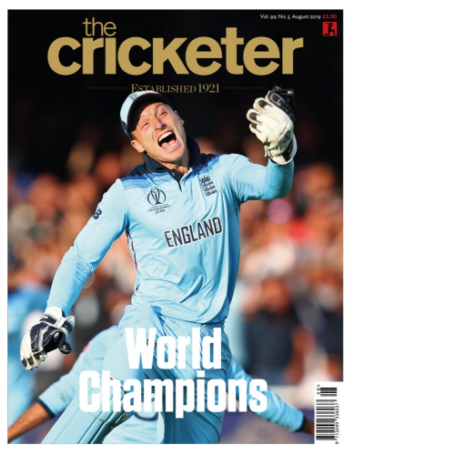 Jos Buttler August cover
