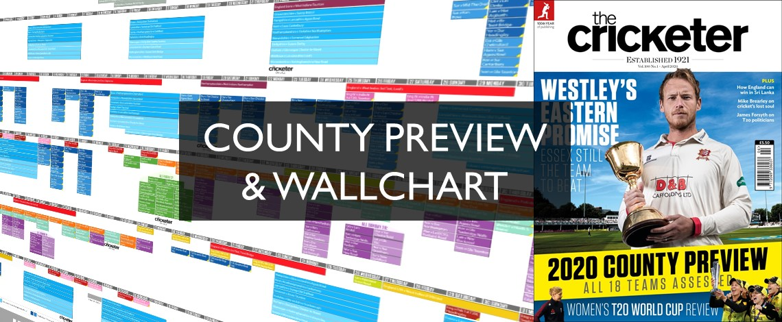 April and wallchart