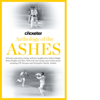 The Cricketer Anthology of the Ashes - Out Nov 2nd