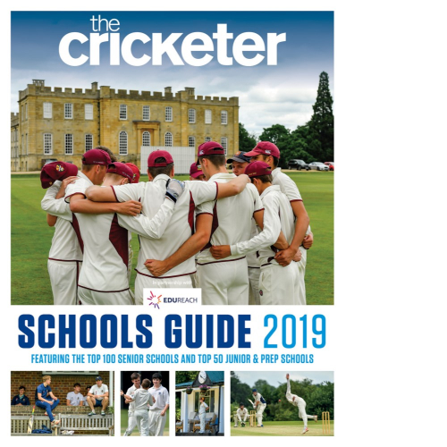 The Cricketer Schools Guide 2019