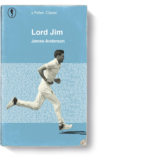 Lord Jim - James Anderson Print