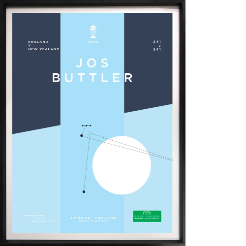 Jos Buttler - Lord's '19