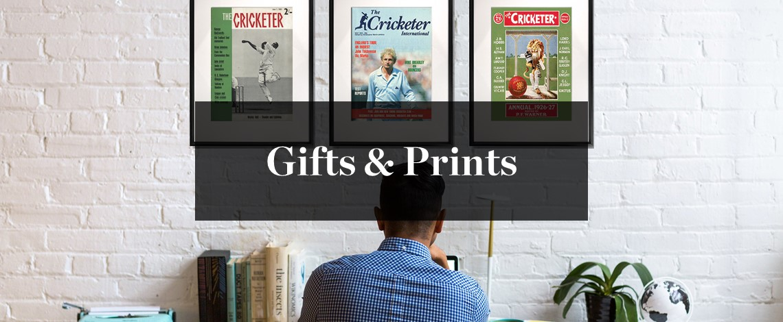 TheCricketer's gift shop