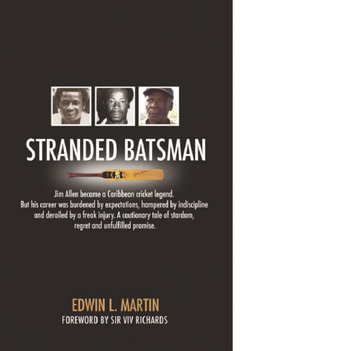 Stranded Batsman - the story of Jim Allen